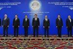 ШКУ саммитине катышкан премьер-министрлер