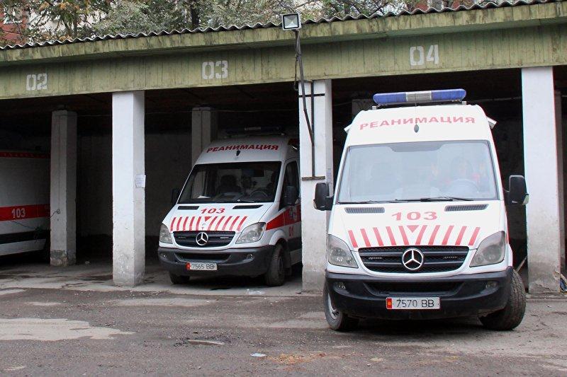 Реаномобили Бишкекского отделения скорой помощи