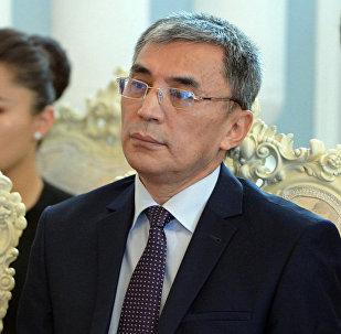 Саясий серепчи Кубан Таабалдиевдин архивдик сүрөтү