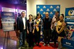 АКШнын Лос-Анджелес шаарында Asian World Film Festival дүйнөлүк фестивалында Ата керээзи тасмасы көрсөтүлдү
