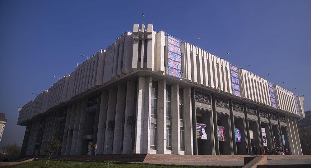 Токтогул Сатылганов атындагы Кыргыз Улуттук филармониясы. Архив