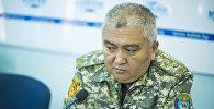 Өрткө каршы агенттиктин жетекчиси Нуржан Осмоналиев