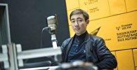 Бильярд боюнча дүйнөнүн үч жолку чемпиону Каныбек Сагынбаев. Архивдик сүрөт