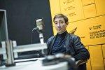 КРдин Эмгек сиңирген спорт чебери, дүйнөнүн үч жолку чемпиону Каныбек Сагынбаевдин архивдик сүрөтү