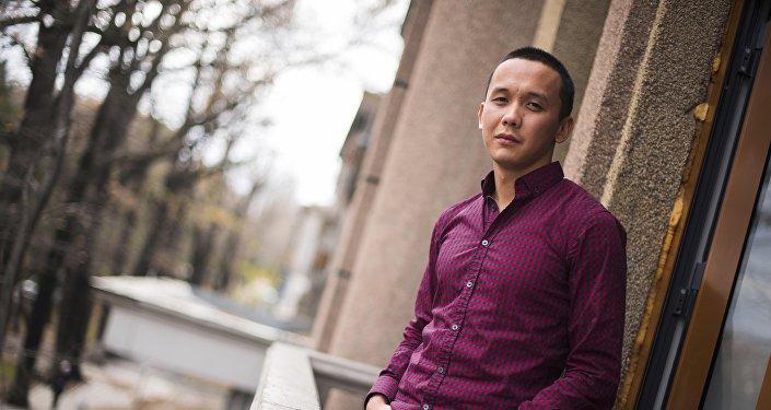 Председатель общественного объединения Kyrgyz Union Талгат Молдалиев