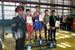 Жалал-Абад облусунун Кочкор-Ата шаарында өткөн бокс боюнча мелдеш