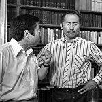 Окееву — 80 лет. Кыргызское чудо или строчка фильмов длиной в эпоху