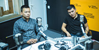 Студенты Элдияр Токтошев и Манас Мамакеев