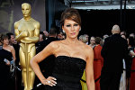 Мелания Трамп 83-Оскар сыйлыгын тапшыруу аземинде. Лос-Анжелес
