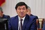 Биринчи вице-премьер Мухамметкалый Абулгазиевдин архивдик сүрөтү