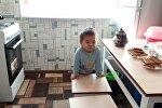 Помощь семье 3-летнего мальчика Исхак
