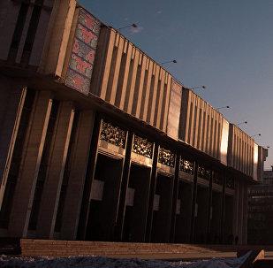 Токтогул Сатылганов атындагы Улуттук филармониясы. Архив