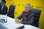 Спирт ичимдиктерин өндүрүүчүлөр ассоциациясынын президенти Турсунбек Куренкеев