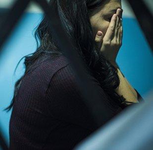 Насилие над девушкой. Архивное фото
