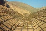 Ноокен районуна караштуу Шайдан айыл аймагындагы Сайдулло, Нургазы колотуна коюлган сел тосуучу тосмолор