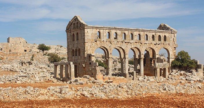 Русские археологи покинули Пальмиру донаступленияИГ