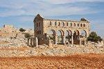 Древняя церковь Хараб Шам в Алеппо