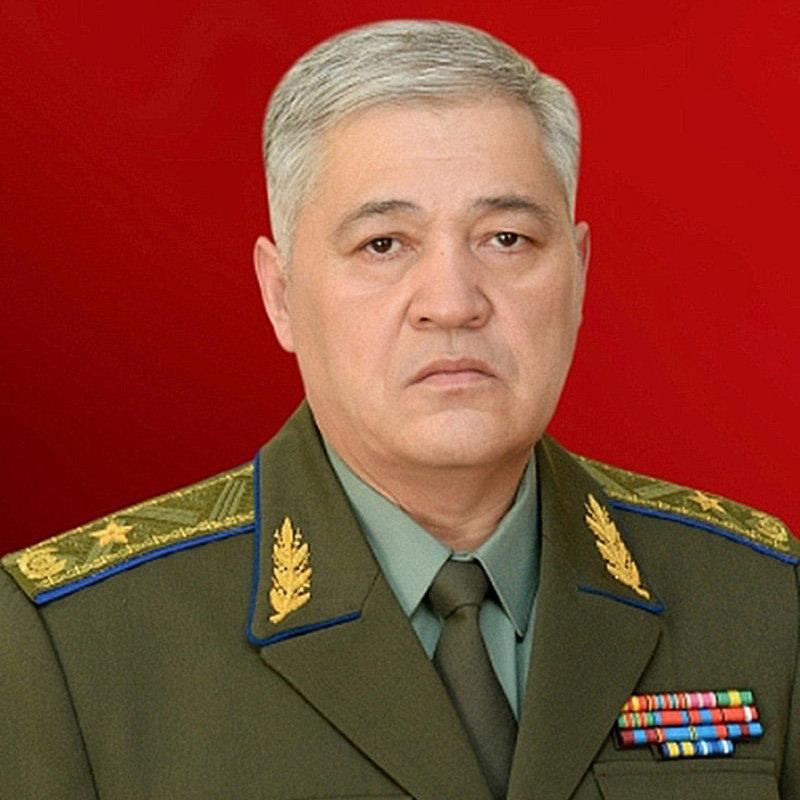 Первый заместитель председателя Государственного комитета национальной безопасности (ГКНБ) Дуйшенбек Чоткораев