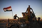 Ирак аскерлери Мосулдун чыгыш тарабында. Архивдик сүрөт