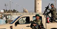 Солдаты Афганской национальной армии. Архивное фото