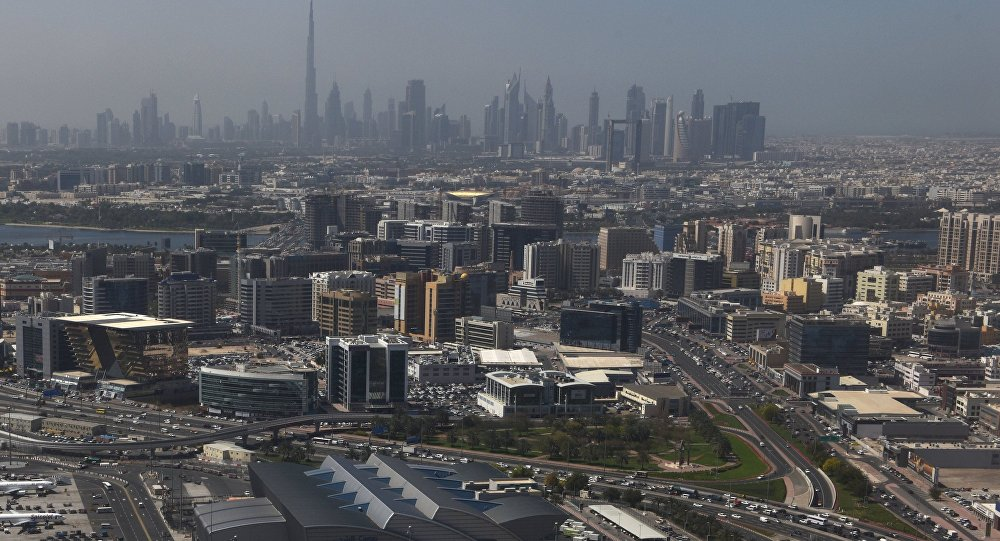 Дубай шаарындагы аэропорт. Архивдик сүрөт