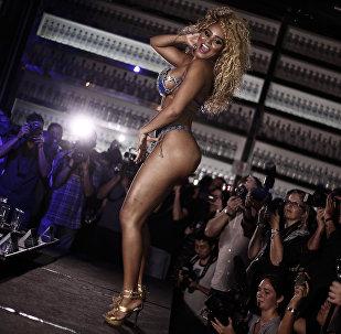 Итоги бразильского конкурса Мисс Бум-Бум-2016