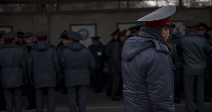 Сотрудники правоохранительных органов. Архивное фото