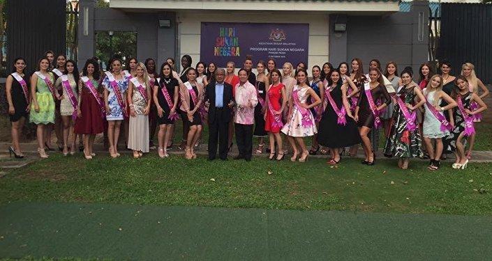 Конкурс стартовал в конце минувшей недели в столице Камбоджи, Пномпене, и завершится грандиозным финалом в отеле Nagaworld Нotel в ближайшую пятницу.