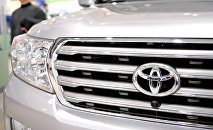 Toyota Land Cruiser автоунаасы. Архивдик сүрөт