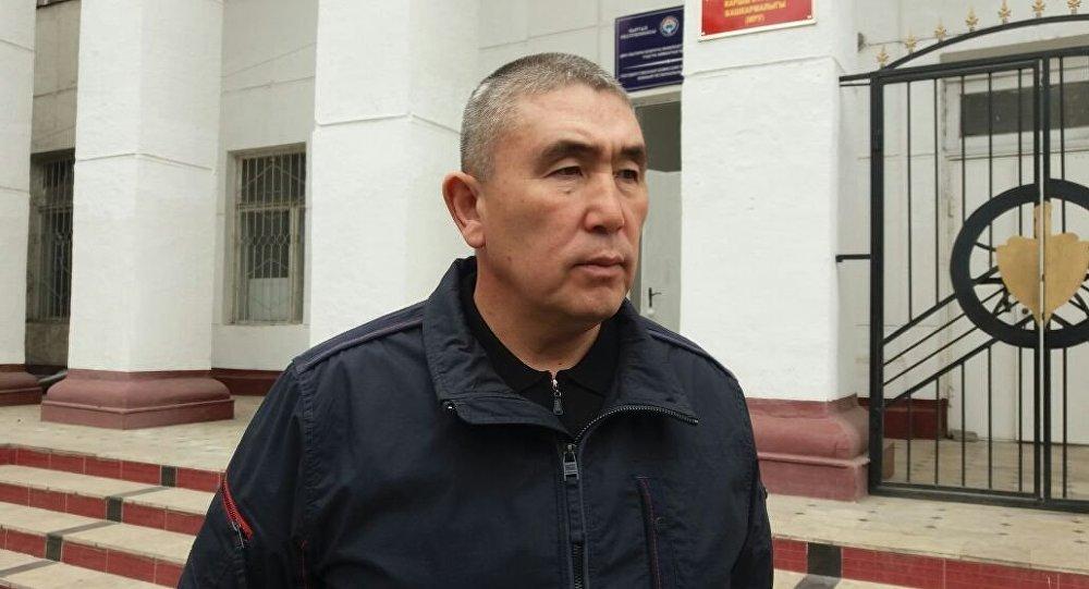 Ош шаарына, Ноокат жана Кара-Суу райондоруна Малик Нурдинов комендант болуп дайындалды