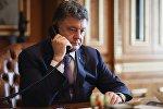 Экс-президент Украины Петр Порошенко. Архивное фото
