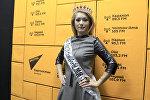 Индияда өткөн Missis Top of the World – 2016 сынагынан бешинчи орунду багындырган Наргиза Осмонова