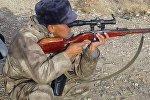 Балыкчы шаарына караган Кызыл-Саз аймагындагы егерлер