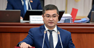 Министр юстиции КР Ахметов Уран