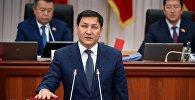 Архивное фото председателя ГКНБ КР Абдиля Cегизбаева