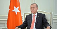 Архивное фото президента Турции Реджепа Тайип Эрдогана