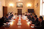 Кыргызстан менен Россиянын Тышкы иштер министрликтери эл аралык терроризм менен күрөшүү боюнча сүйлөшүүлөр учурунда