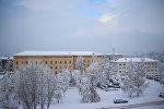 Города Кыргызстана. Каракол