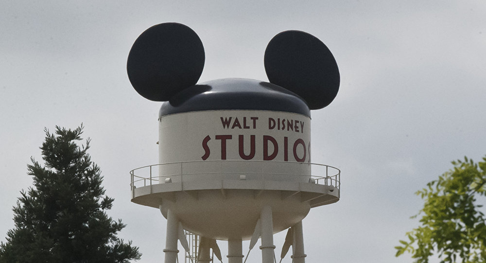 Disney порнозвезды