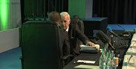 Неформальный разговор руководителей WADA по поводу России. Съемка RT