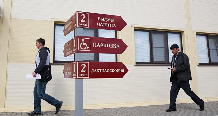 Окончив поездку поСредней Азии, Владимир Путин прибыл вКрасноярск