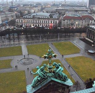 Берлин шаары. Архивдик сүрөт