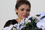 Өзбекстандын биринчи президенти Ислам Каримовдун улуу кызы Гүлнара Каримованын архивдик сүрөтү
