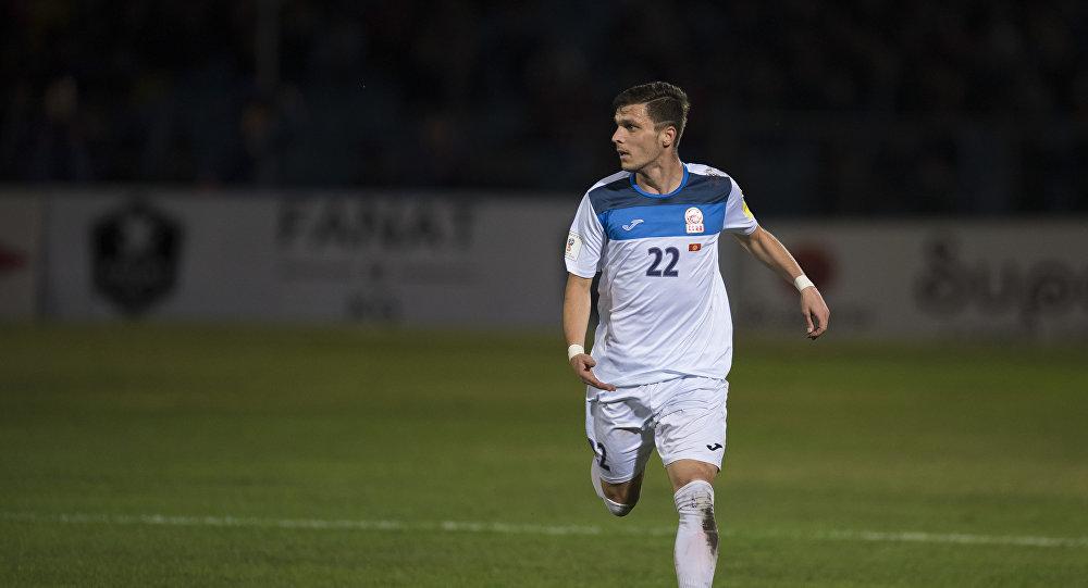 Игрок сборной Киргизии продолжит карьеру вХабаровске