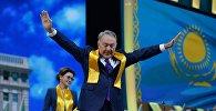 Экс-президент Казахстана Нурсултан Назарбаев. Архивное фото
