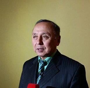 Координатор ЦИК по Ошской области Расулбек Кадыров