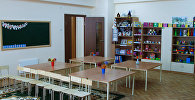 Учебный класс в детском саду. Архивное фото