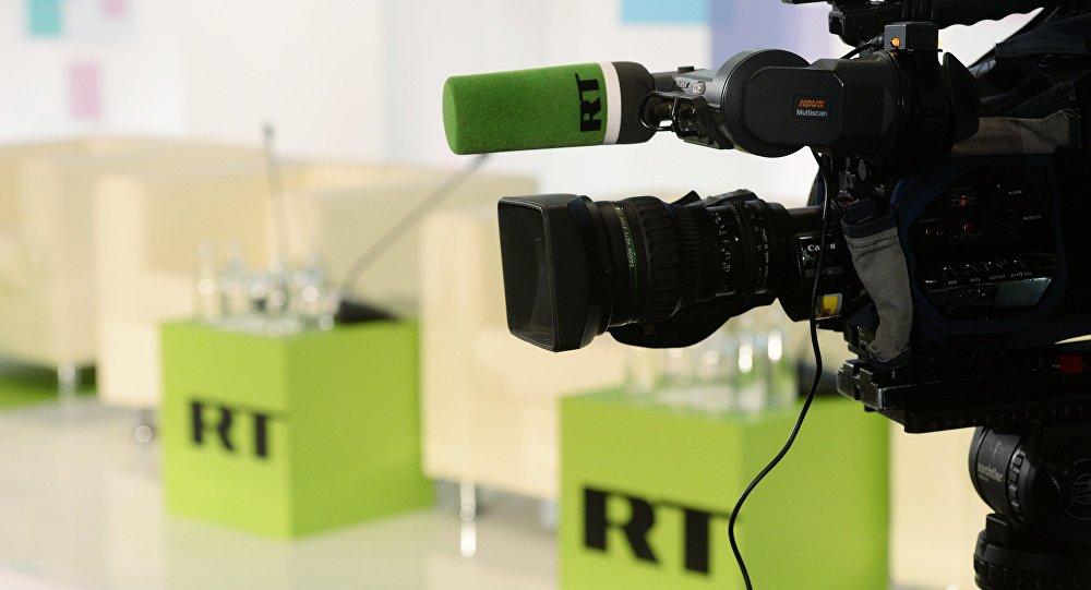 Канал RTподвергся массированному давлению— особые совпадения