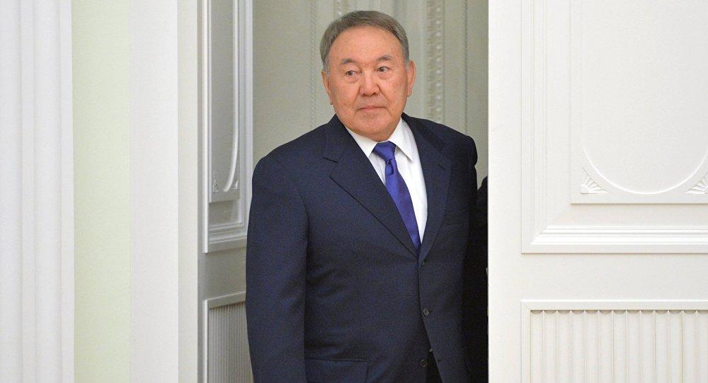 Столицу Казахстана хотят переименовать вчесть Назарбаева