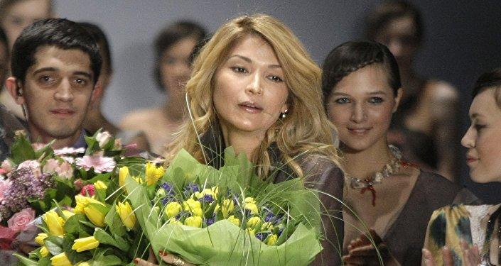 Старшая дочь первого президента Узбекистана Ислама Каримова Гульнара Каримова. Архивное фото